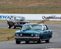 2 Days of Thunder 2016 Muscle Car Sprints