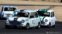 HRCCQ Winter 2014 Ken Nelson Mini Feature Race
