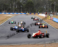 Shannons Nationals Formula 3 Rnd6 2014