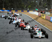 Shannons Nationals Formula Ford Rnd6 2014